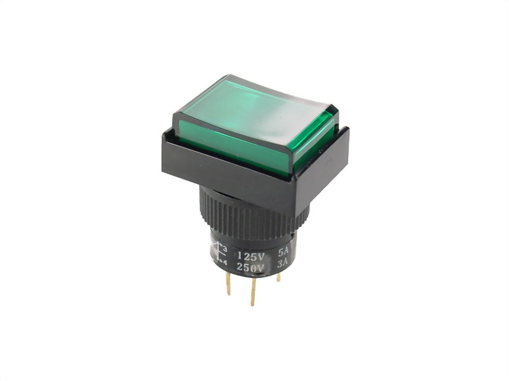 押ボタンスイッチ (SPA-307S-A,B)