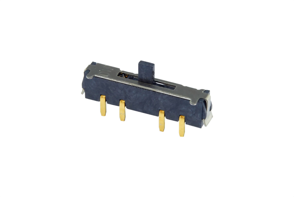SLIDE SWITCH (MSL4-CMS)
