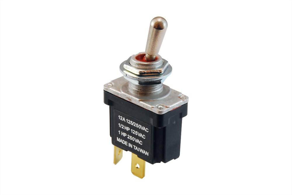 防水スイッチ ( IP65 ~ 67 ) (SW-1TC-B12 (IP67))