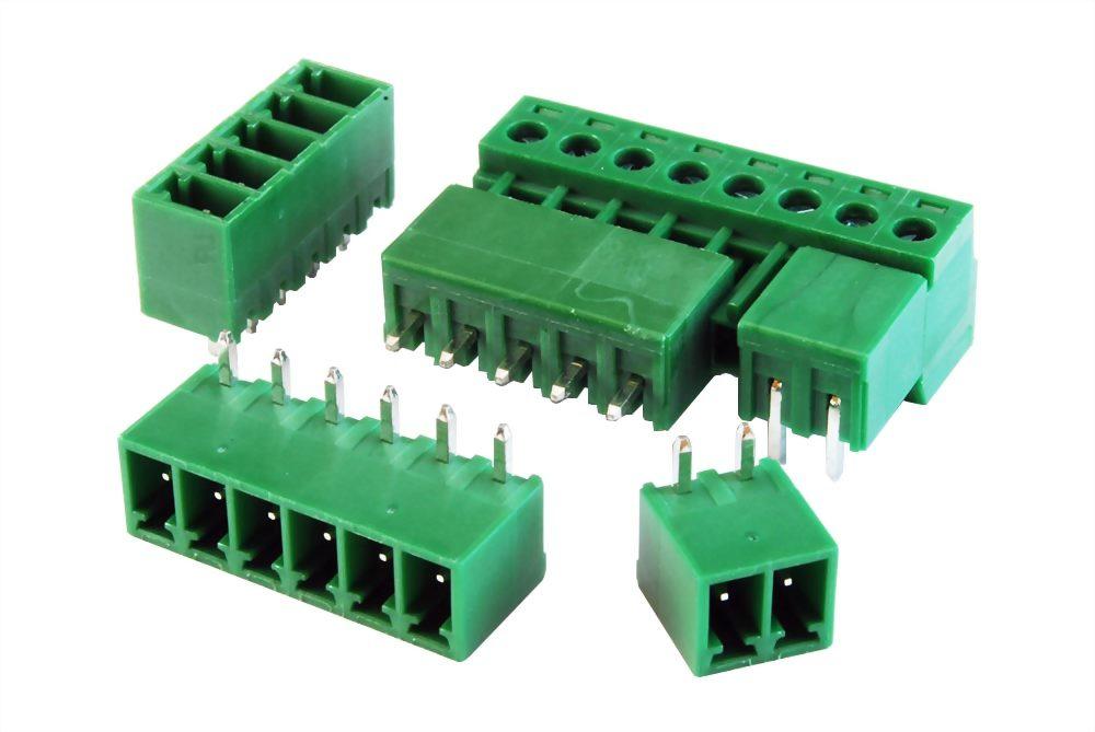 PLUG IN TYPE TERMINAL BLOCK (STGGC-381)