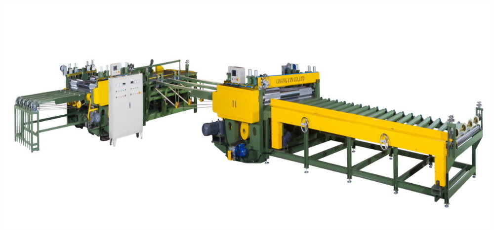 Plywood Panel-Trimming-CHANG I IN CO., LTD.