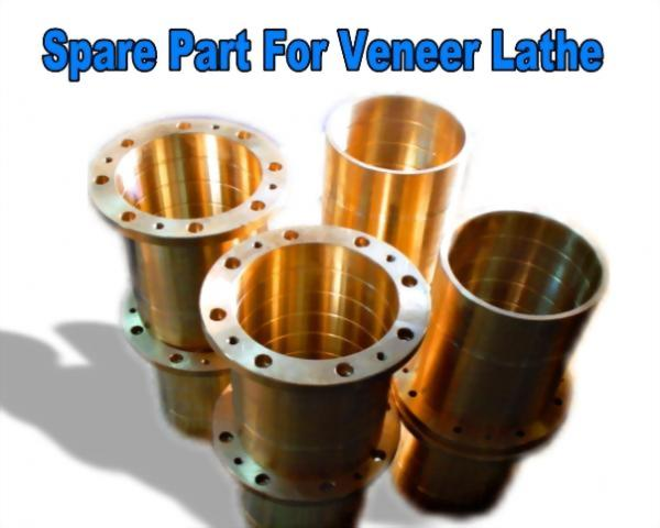 Copper Bushing for Veneer Rotray