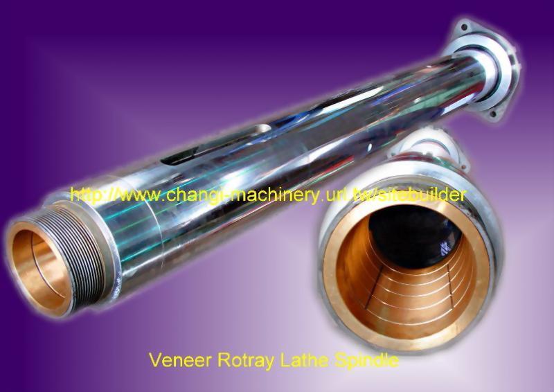 Veneer Rotary Lathe Spindle