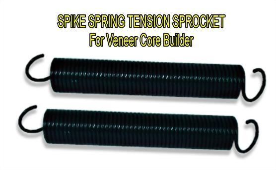 Spring Tension for core builder