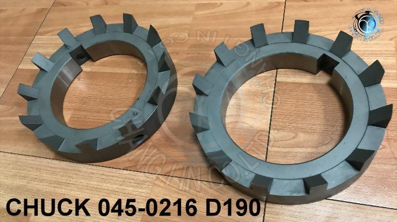 CHUCK 045-0216 D190