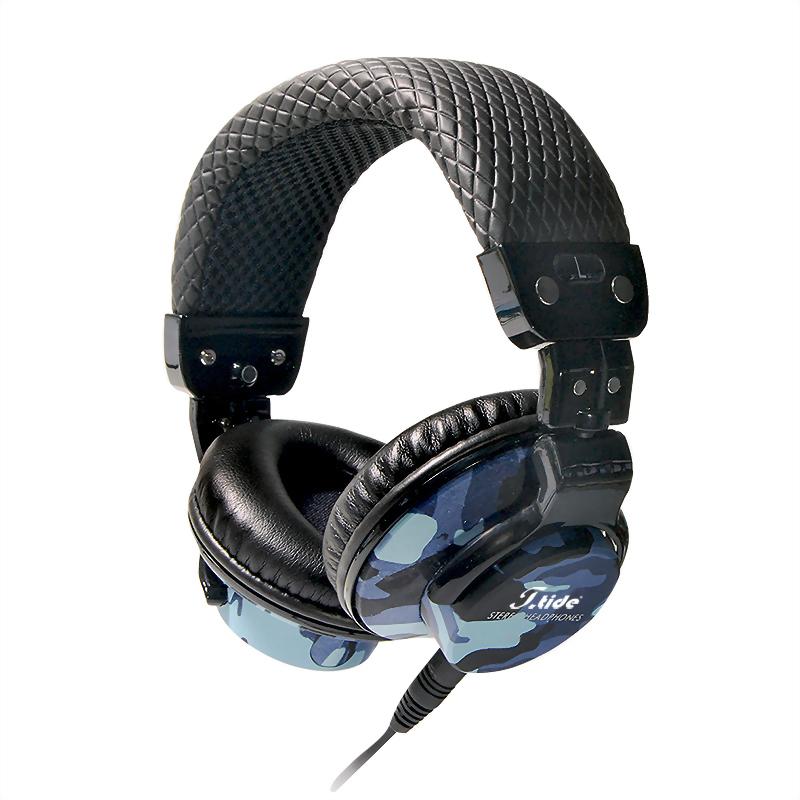 Bass Enhanced Headphones H88CAMO 2