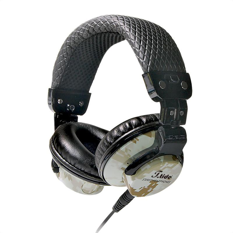 Bass Enhanced Headphones H88CAMO 3