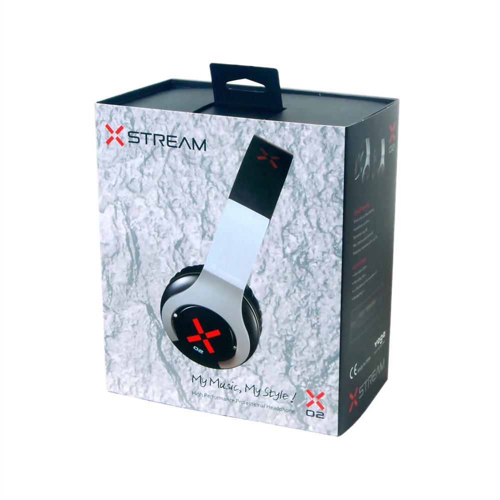 HI-FI/Monitor Headphones H02 2