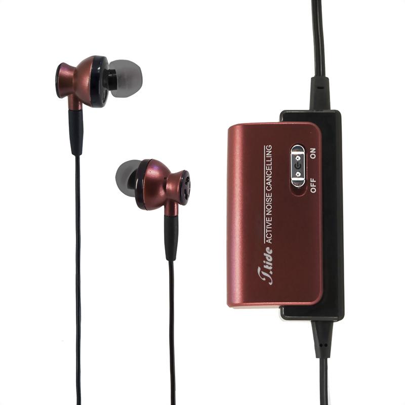 Noise Canceling Earphones TNC20 2