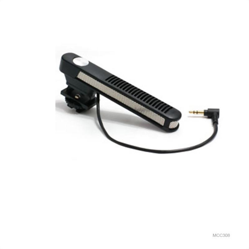 Mini Shotgun Microphone MCC308 1