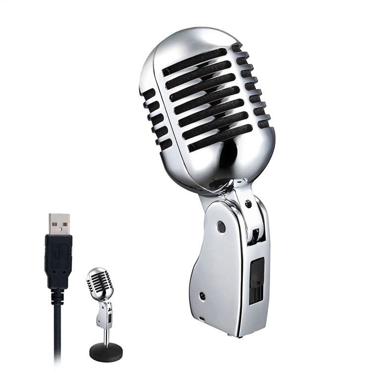 Stage Microphone, USB Microphone MHD868U