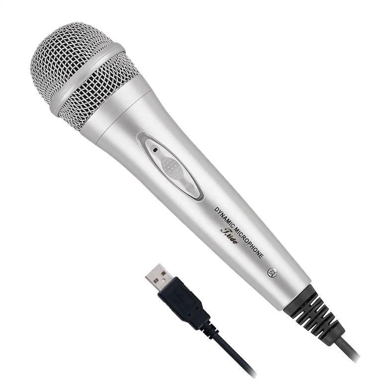 Handheld Microphone, USB Microphone MHD564U