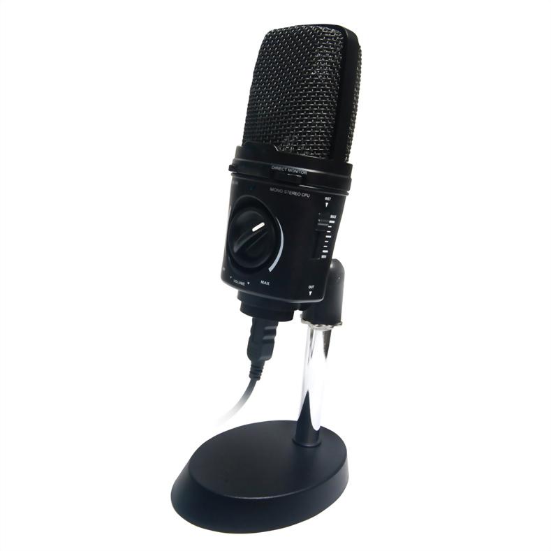 Studio Microphone, USB Microphone MOC860PRO
