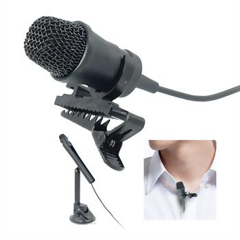 Tie Clip Microphone MTC401