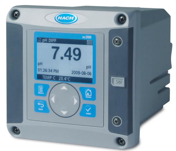 HACH萬用型控制器(Controller):SC200TM│總翔企業