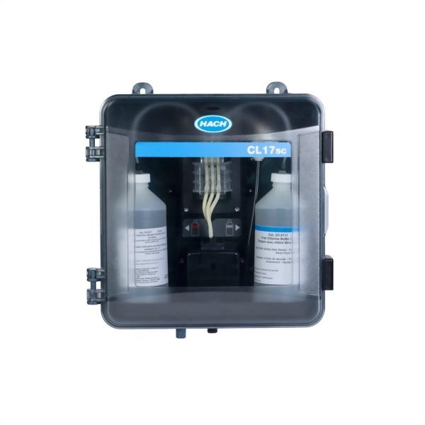 總翔企業 - HACH水中氯分析儀、HACH水中氯分析儀CL17sc
