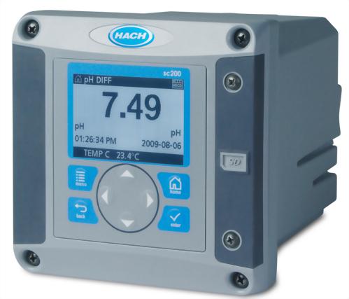 HACH萬用型控制器(Controller):SC200
