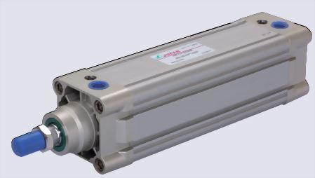 JSE-ISO方型鋁合金氣缸