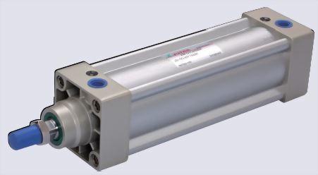JSI米管鋁合金氣缸