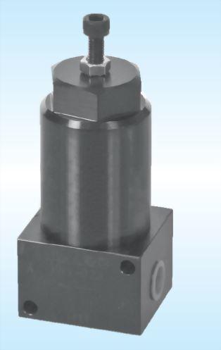 JPRV油壓減壓閥