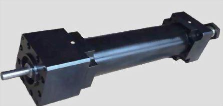 重載型活塞桿電動缸AIM-F-100