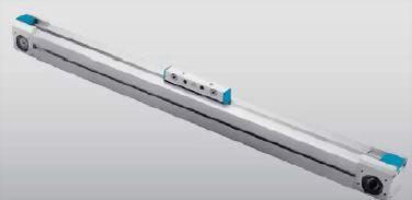歐規同步帶直線電缸滑台AIM-T-25