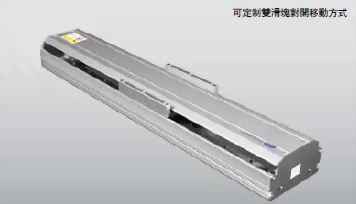 日規半密螺桿直線電缸滑台AIM-S-134