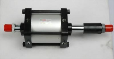 Double rods Cylinder with adjustable stroke FCD