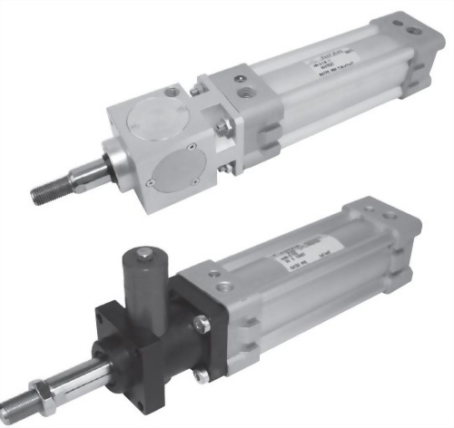 Rod locking cylinder AMH