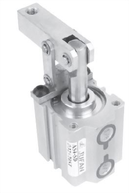 Non-rotary clamp cylinder AS4