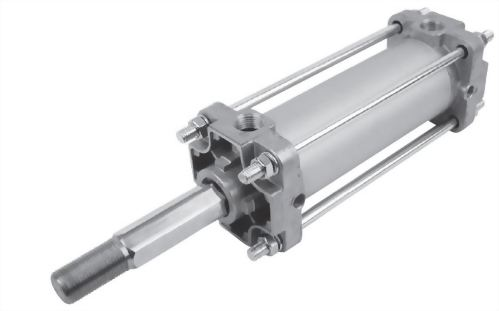 ASCR軸不旋轉柱型標準氣缸