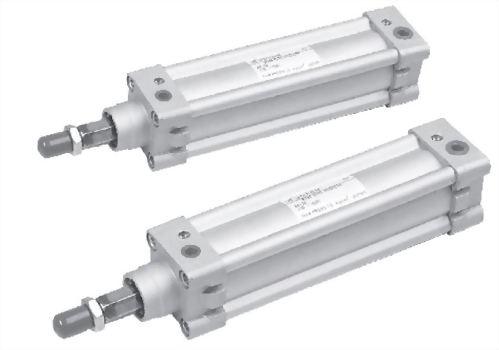 AMR軸不旋轉米字管標準氣缸