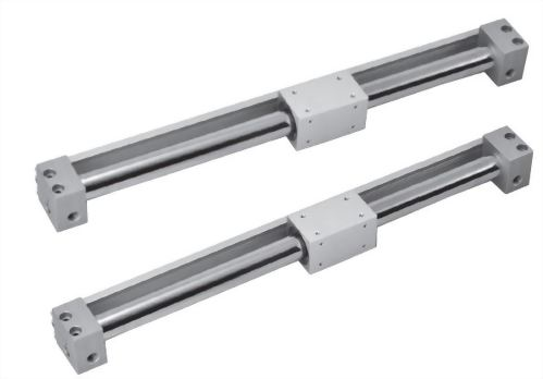 Magnetically coupled rodless cylinder (linear bearing) JY1L Series