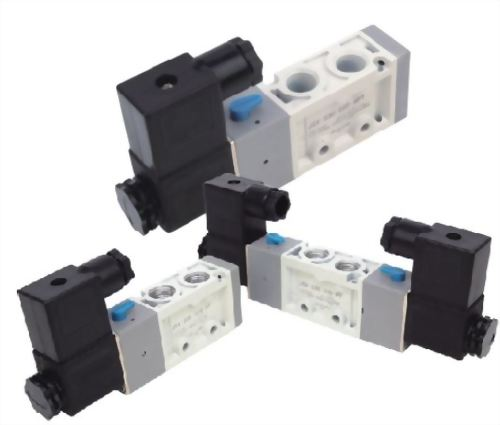 5-Port Solenoid Valve JSV-520/530 Series