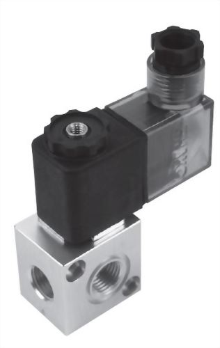 3-Port direct-acting valves JSVD-320 Series