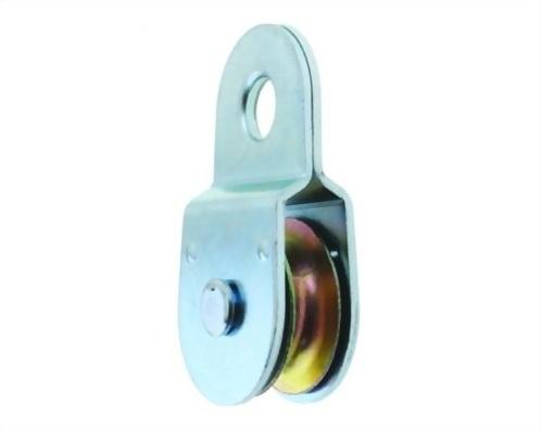 鐵板單滑輪