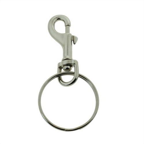 鋅鉤扣具(鋅鉤+KEY50mm)