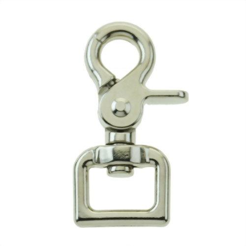鋅鉤扣具(小剪鉤方環)
