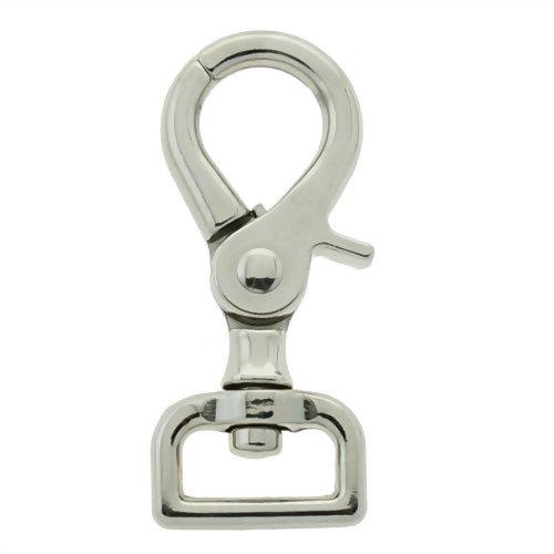 鋅鉤扣具(大剪刀方環)
