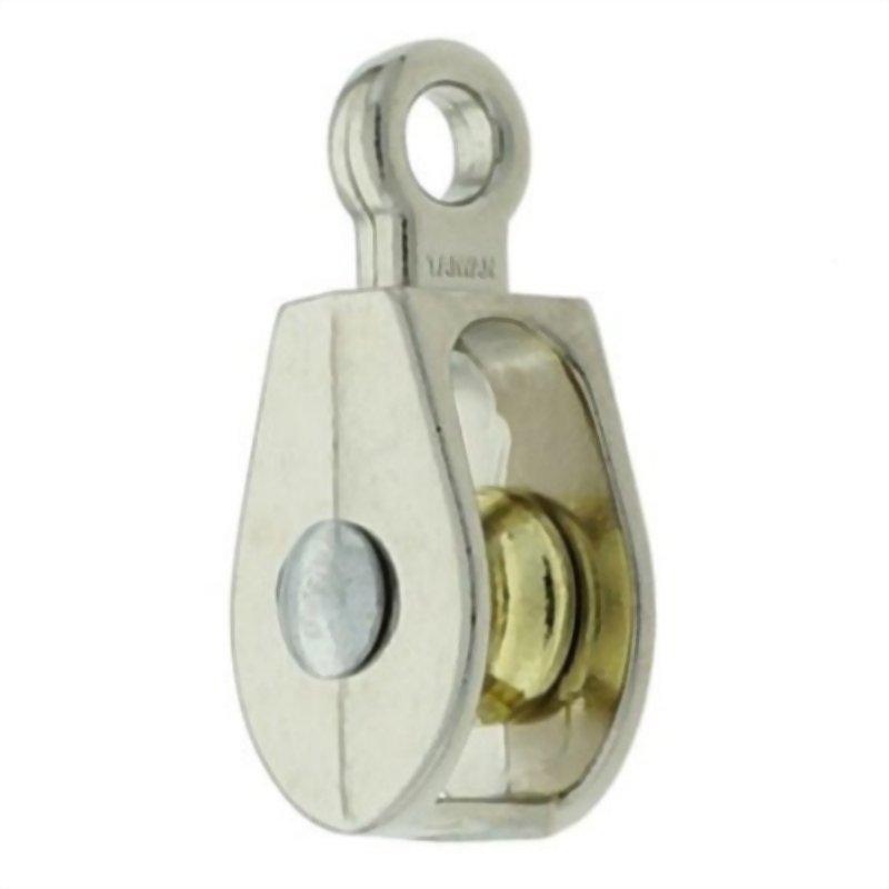 滑輪類產品(鋅合金固定單滑輪)
