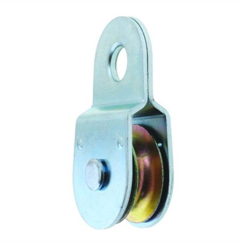 滑輪類產品(鐵板固定單滑輪)