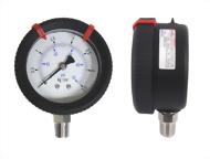 塑膠外殼壓力錶