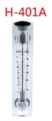 透明管面積式流量計(水用)—壓克力面版式