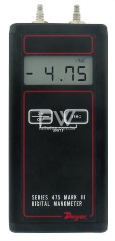 美國DWYER 手持式數位壓差/壓力計