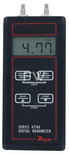 美國DWYER 手持式數位壓差(壓力)/流量/流速計