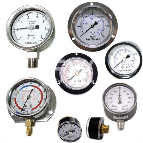 指針式壓力錶