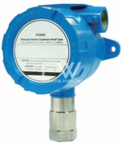 Explosion Proof Type Pressure Switch 10~4000psi