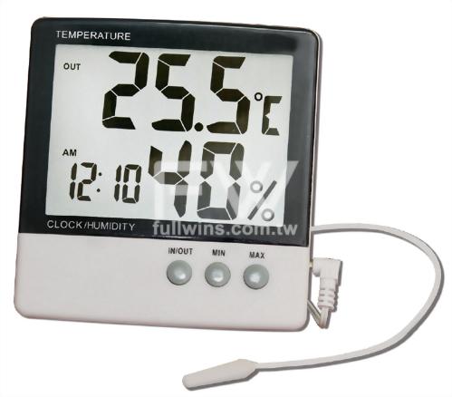 溫度/溼度  儀錶