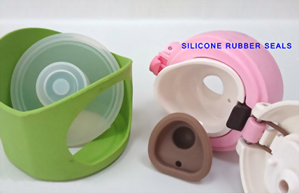 Sic Rubber Custom Seal