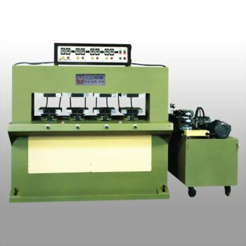 EVA Movable Shoe Pad Pressing Machine
